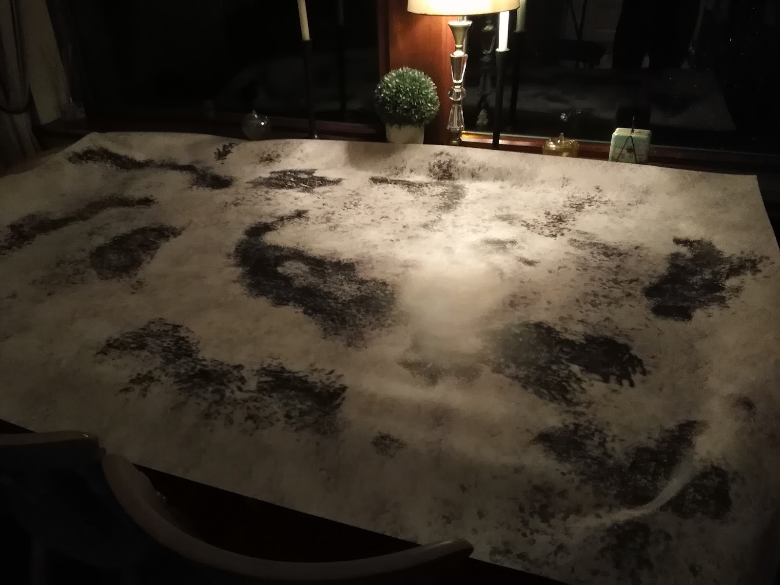 GA PA Great Northern War Gaming & Other Projects: Terrain Mats