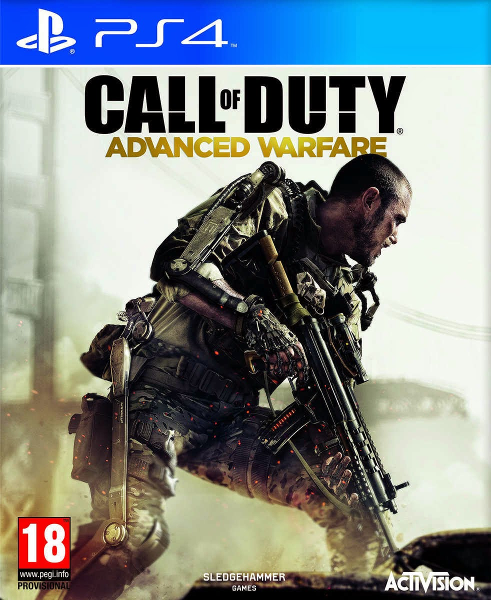 Carátula de Call of Duty Advanced Warfare