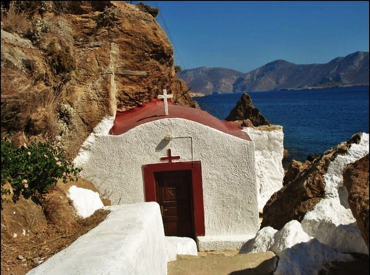 Greek Orthodox Religious Tourism: Παναγία η Καβουράδαινα ...