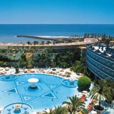famous hotels in spain