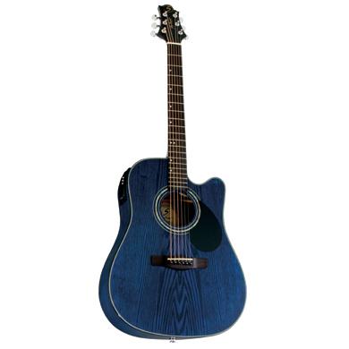 Đàn guitar Acoustic Samick D-4 CE
