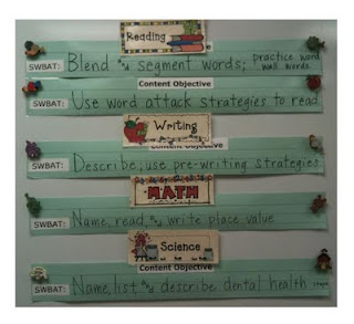 First Grade Factory Summer To Do List Content Objective
