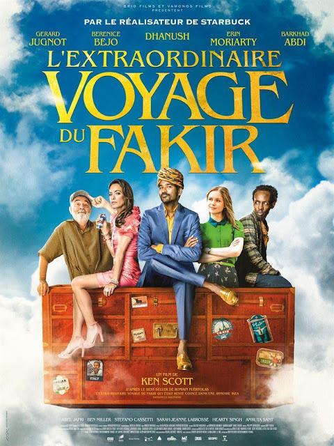 The Extraordinary Journey of the Fakir [2018] [BBRip 1080p]