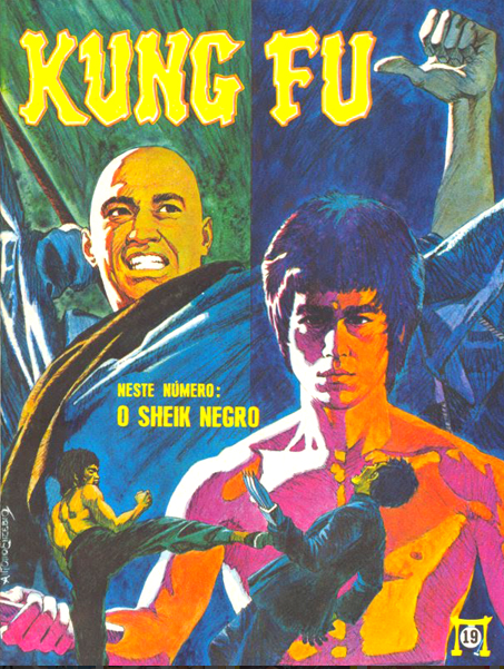 kung fu ebal bruce lee david carradine Antonio Euzebio