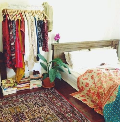 Bohemian Bedroom: Moon To Moon: Bohemian Bedroom