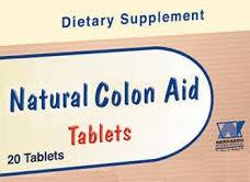 """ناتشيورال كولون أيد مكمل غذائي لتحسين وظائف القولون ومضاد لأضطرابات القولون  Natural Colon Aid """" التركيب ، الجرعة ، دواعى الاستعمال """""""