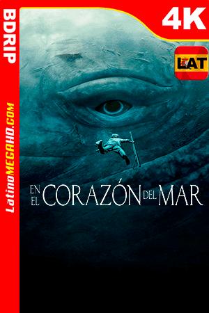 En el Corazón del Mar (2015) Latino Ultra HD 4K BDRIP 2160P ()