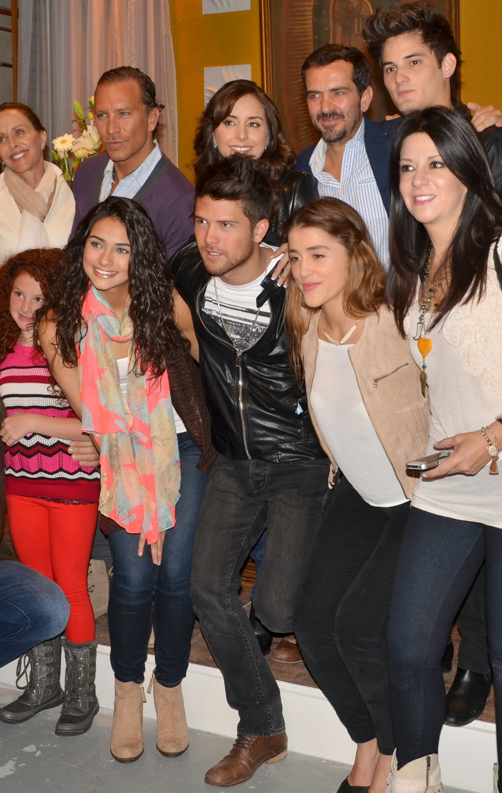 Andrés Mercado en la telenovela Quiero amarte (Fotos ...