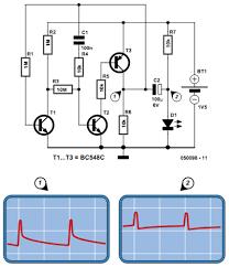 EE-ternal Blinker Circuit Diagram