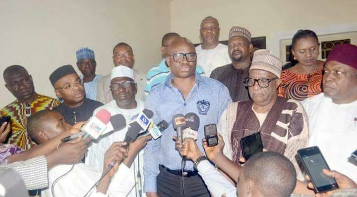PDP's Governors forum
