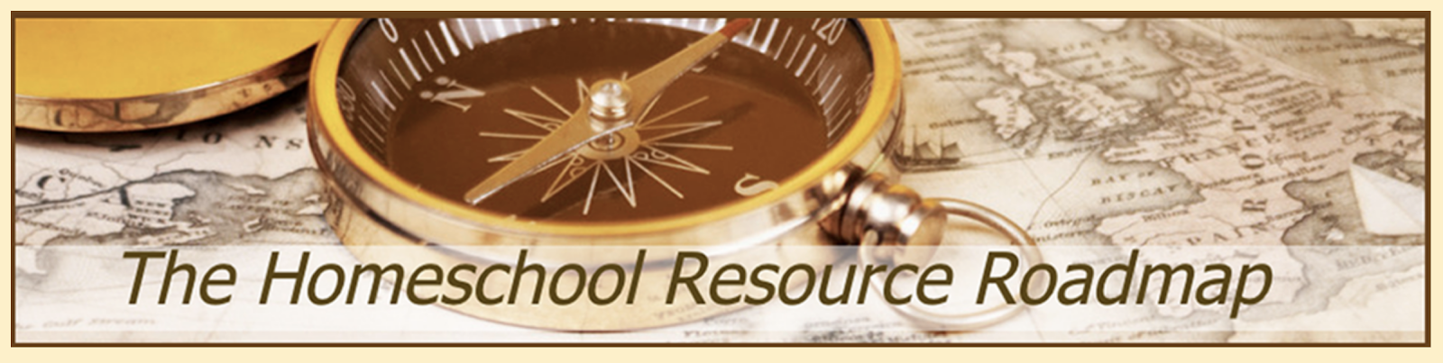 The Homeschool Resource Roadmap