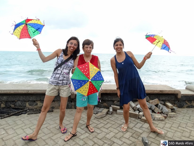 Praia de Boa Viagem - O que fazer em Recife (Pernambuco) - a capital do frevo