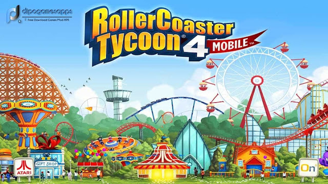 RollerCoaster Tycoon 4 MOD APK + OBB v1.13.2