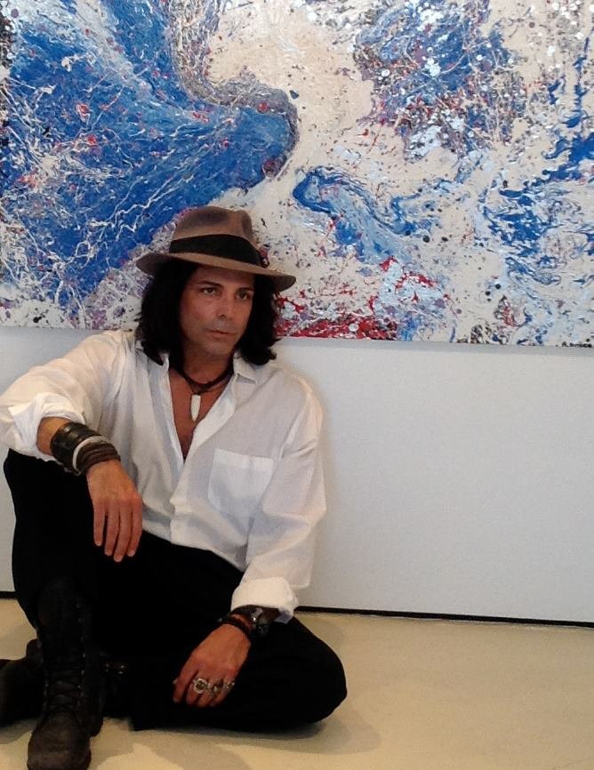 Richard Grieco Intersections Richard Grieco At Gallerie Sparta In