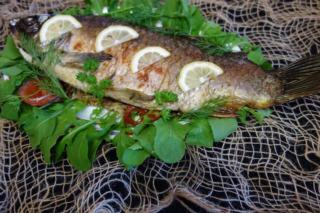 Articole culinare : Crap la cuptor