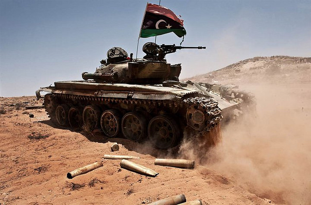 OPINION | Libya: The Next Frontier? Image Attribute:  Photo by Kadir Aksoy, Creative Commons License