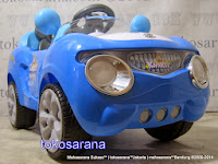 Mobil Mainan Aki Junior Z873R Nissan Juxe 2
