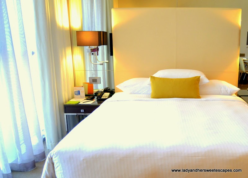 comfy and stylish room at Centro Capital Centre