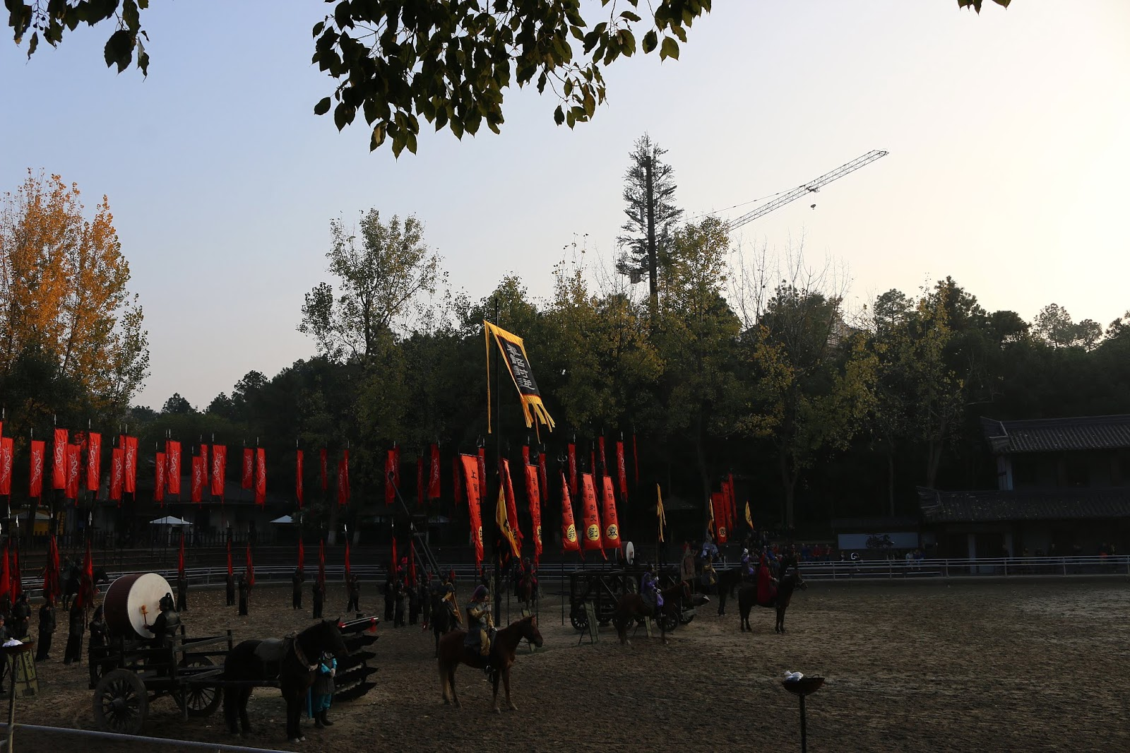 Three Kingdoms City Wuxi