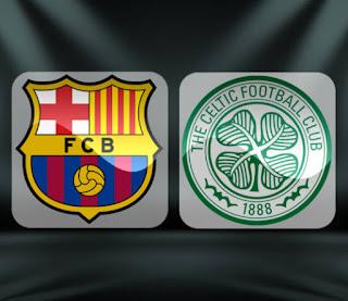 Prediksi Skor Celtic Vs Barcelona 24 November 2016, Prediksi Skor Celtic Vs Barcelona