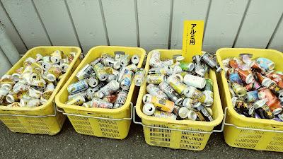 Jadwal Buang Sampah di Jepang