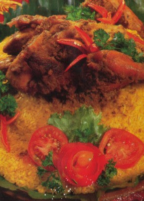 Resep Masakan – Singgang Ayam