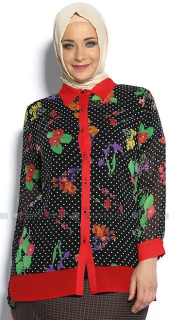 Baju Kerja Muslim untuk Orang Gemuk