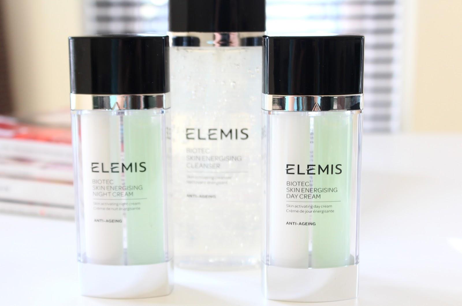 Elemis Biotec Skin Range