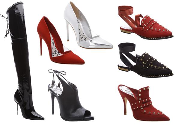 b5eeb7131f9 É que a loja de sapatos e acessórios Schutz está lançando uma coleção  inspirada nos personagens Cruella de Vil (101 Dálmatas)