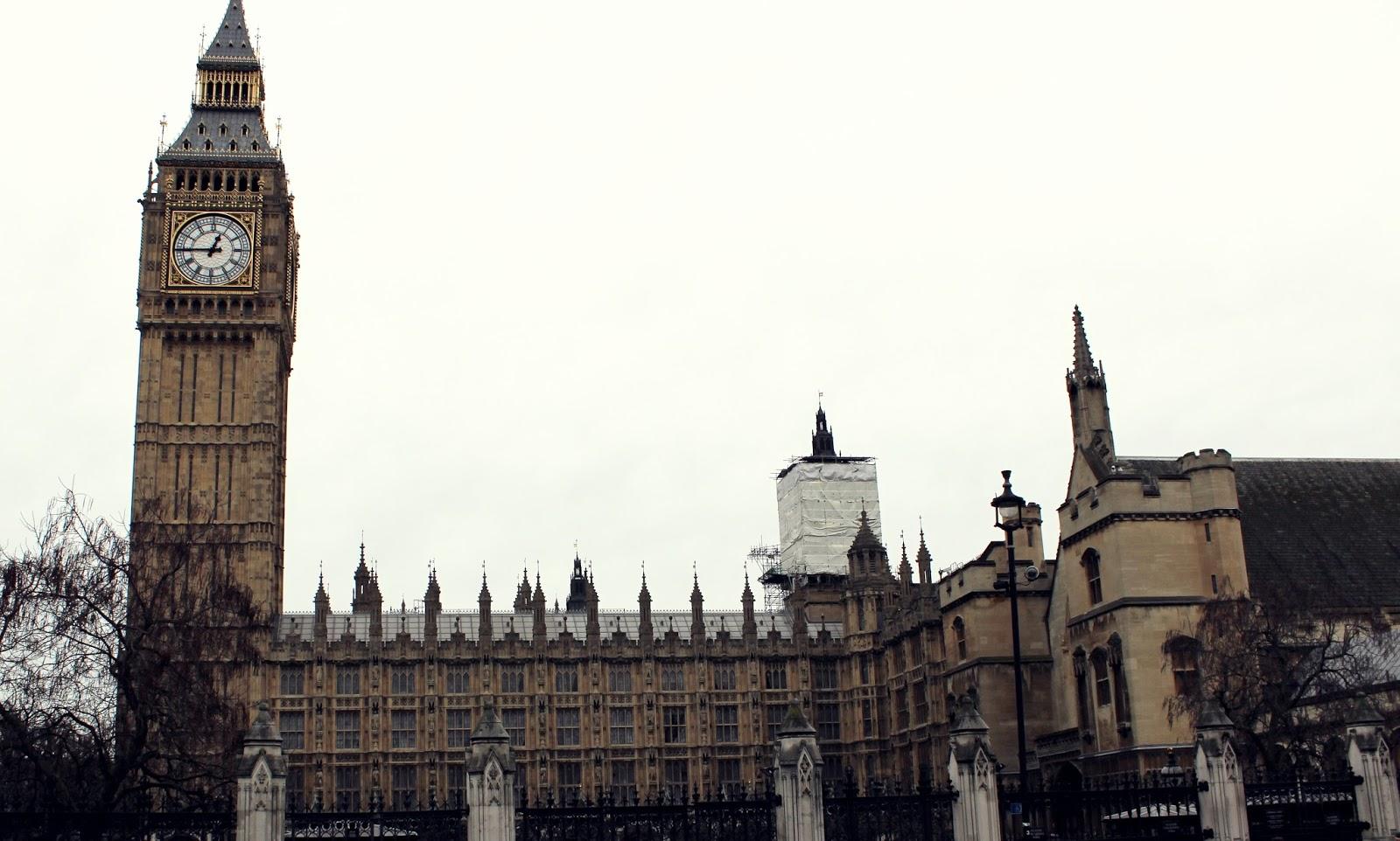 Traveldiary London Big Ben TheBlondeLion Reisebericht
