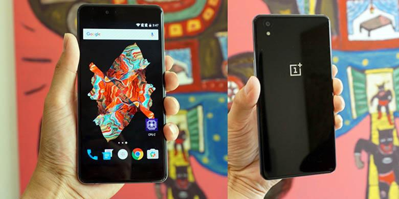 Chinese startup OnePlus bring premium mobile phones last year. OnePlus  titled X fece05c33c