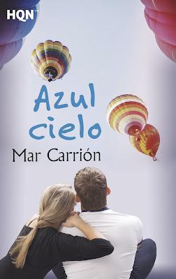 LIBRO - Azul cielo Mar Carrión   (HQÑ - 6 Abril 2017)   Literatura - Novela Romantica  COMPRAR ESTE LIBRO EN AMAZON ESPAÑA