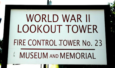 World War II Lookout & Fire Tower in Cape May, New Jersey