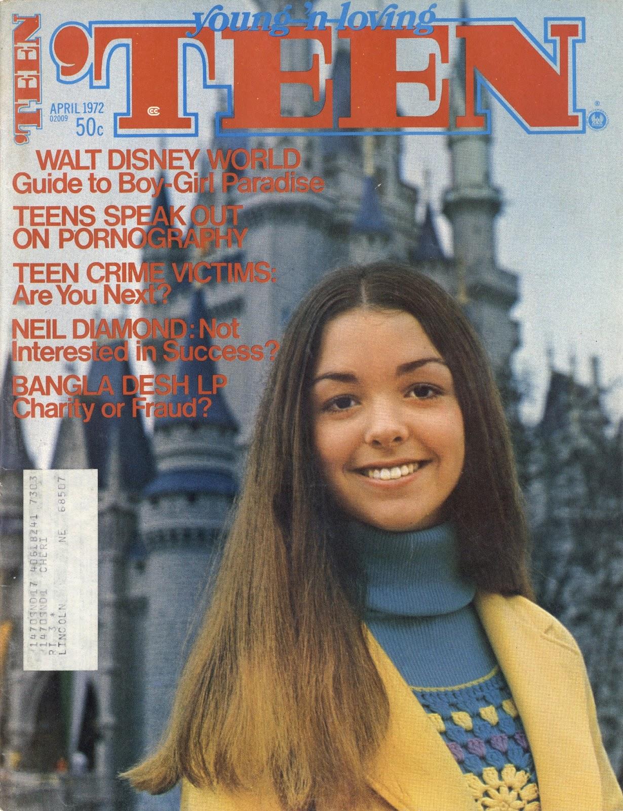 Disney teen magazine