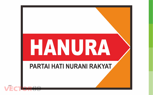 Logo Partai Hanura (Hati Nurani Rakyat) - Download Vector File CDR (CorelDraw)
