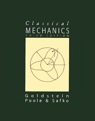 pdf book : CLASSICAL MECHANICS by GOLDSTEIN, 3RD EDITION