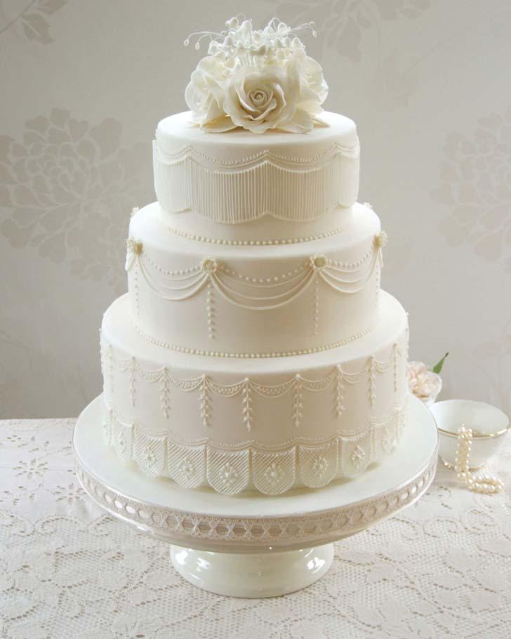 Simple Wedding Cakes 5 Unique Simple Wedding Cake How
