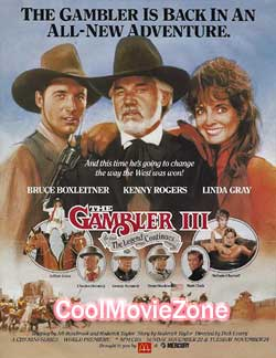 Kenny Rogers as The Gambler, Part III: The Legend Continues (1987)