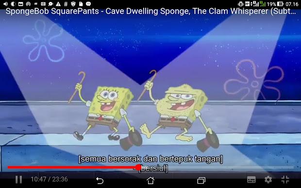 Spongebob Google Drive - Year of Clean Water