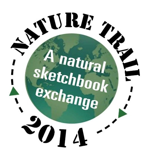 Nature Trail 2014 - A Natural Sketchbook Exchange
