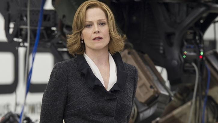 The Defenders - Sigourney Weaver Cast as the Villain