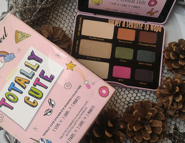 Paleta de Too Faced - Totally Cute