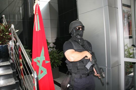 Arrestation de 5 terroristes à Tétouan par le BCIJ.