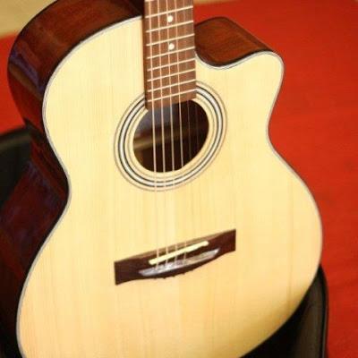 Bán Đàn Guitar Acoustic HD101 Giá Rẻ Chỉ 1 Triệu Đồng