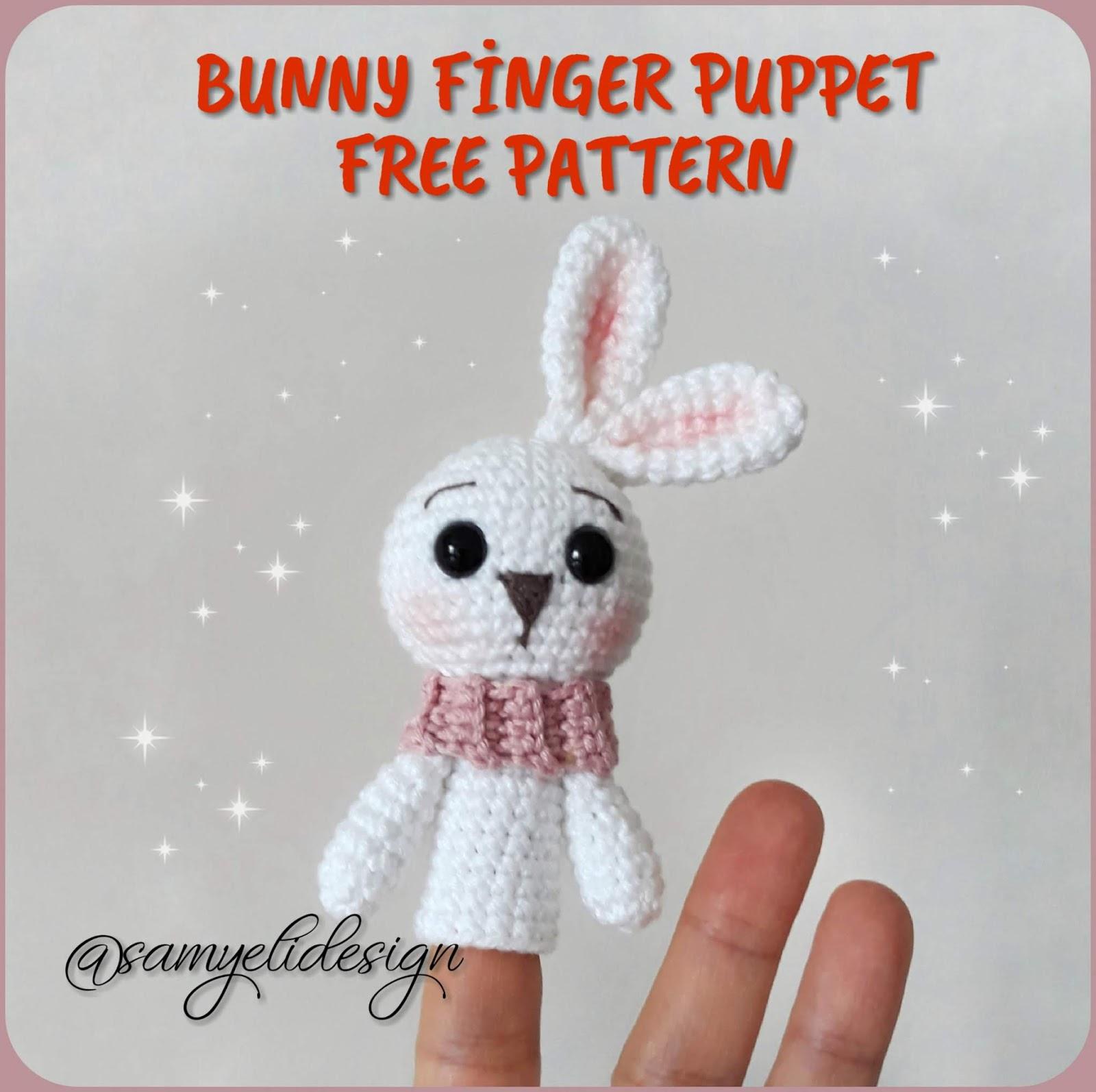 63 Free Crochet Bunny Amigurumi Patterns ⋆ DIY Crafts | 1594x1600
