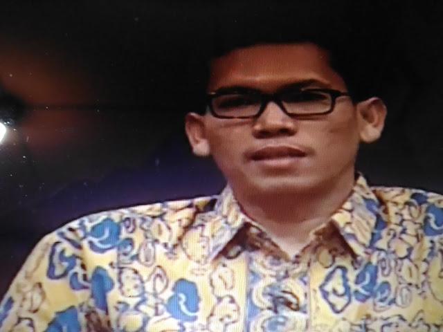 Gunakan Metode Dot To Dot, Tomi Zapino Guru Prestasi Asal Aceh