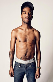 Kid Cudi Shirtless