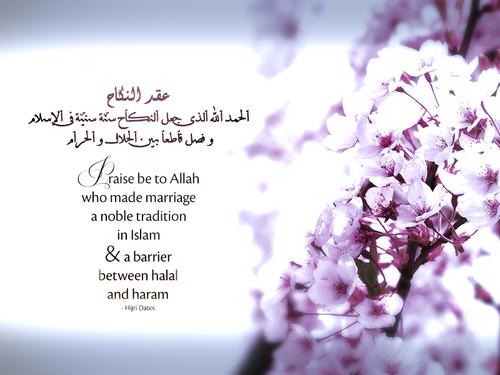 Muslim Marriage Quotes 13