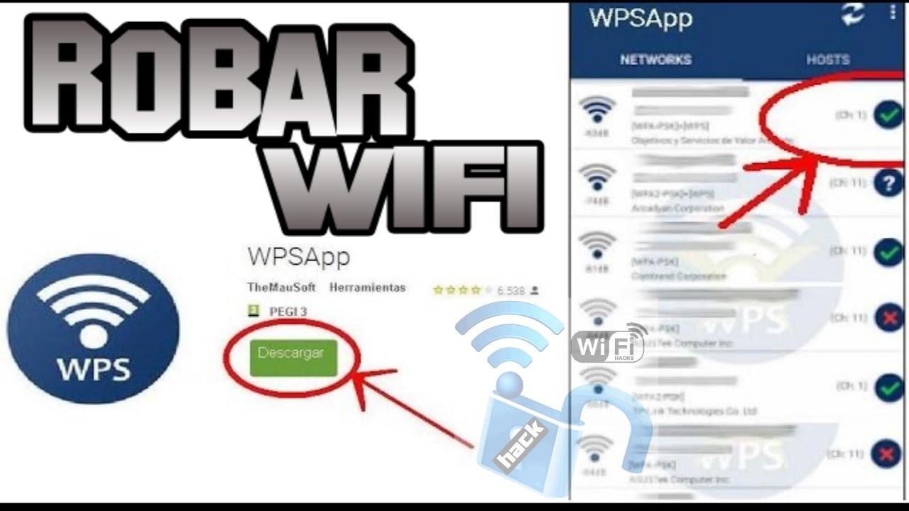 blog de entretenimiento: WPSApp – Hackear WiFi LO MEJOR PARA