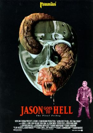 Nessun timore: Jason Goes to Hell (1993) dir  Adam Marcus